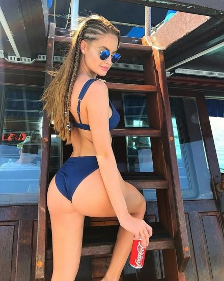Haley Kalil Nude in LEAKED Porn & Topless Photos 19