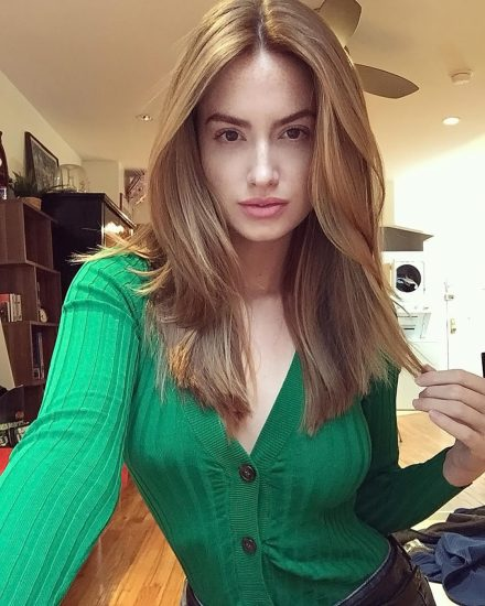 Haley Kalil Nude in LEAKED Porn & Topless Photos 49