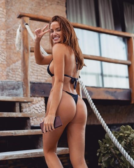 Haley Kalil Nude in LEAKED Porn & Topless Photos 43