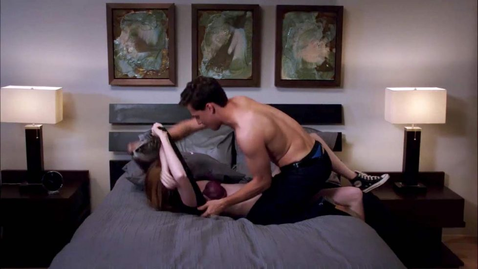 Karen Gillan hot sex scene