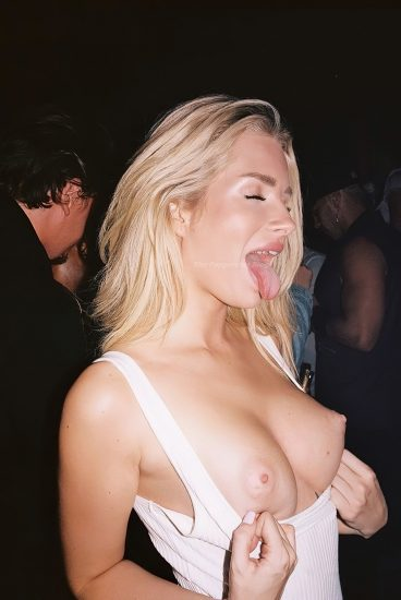 Lottie Moss Nude LEAKED Photos & Porn Video 3