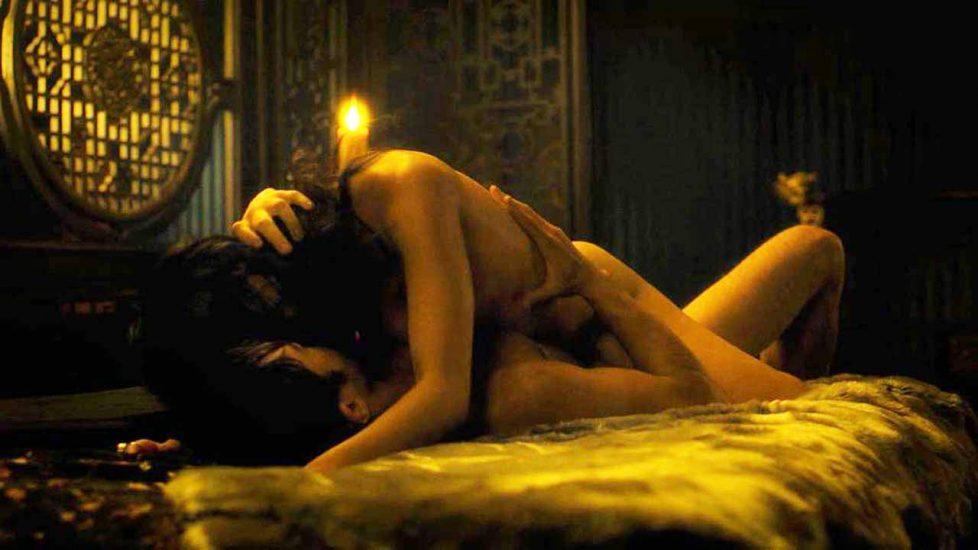 Sexy warriors sex scenes