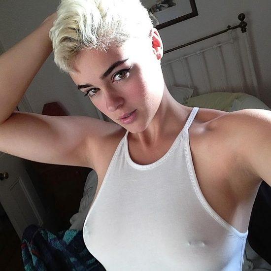 Stefania Ferrario Nude & Lesbian Pics And LEAKED Porn 17