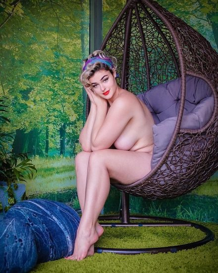 Stefania Ferrario Nude & Lesbian Pics And LEAKED Porn 30