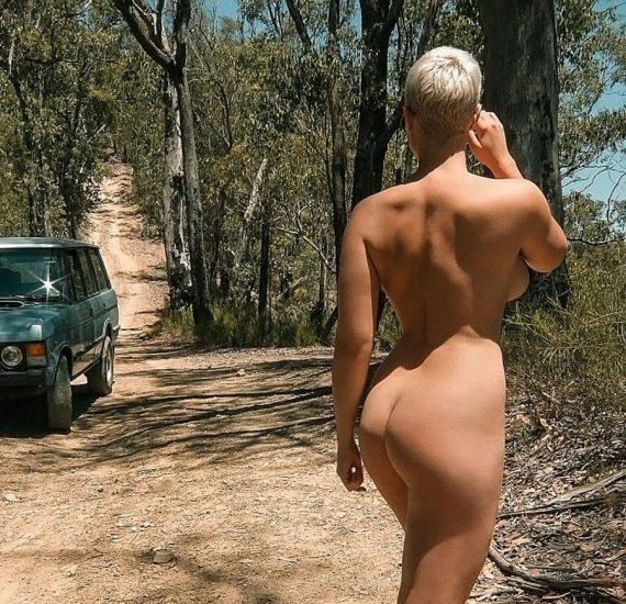 Stefania Ferrario Nude & Lesbian Pics And LEAKED Porn 26