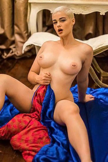 Stefania Ferrario Nude & Lesbian Pics And LEAKED Porn 40