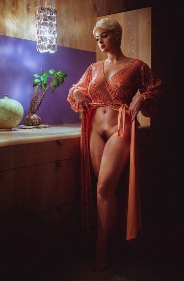 Stefania Ferrario Nude & Lesbian Pics And LEAKED Porn 50
