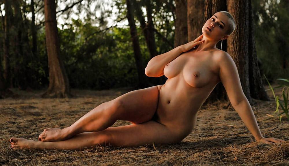 Ferrario naked stefania Aussie model