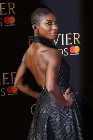 Michaela Coel Nude LEAKED Photos & Sexy, Feet Collection 25