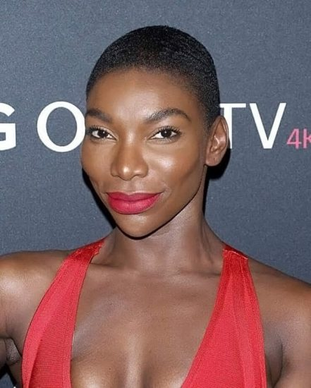 Michaela Coel Nude LEAKED Photos & Sexy, Feet Collection 19