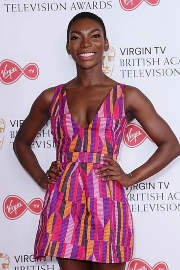 Michaela Coel Nude LEAKED Photos & Sexy, Feet Collection 31