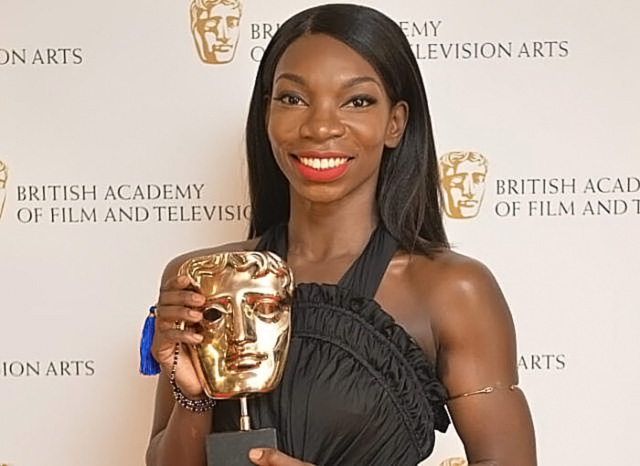 Michaela Coel Nude LEAKED Photos & Sexy, Feet Collection 51