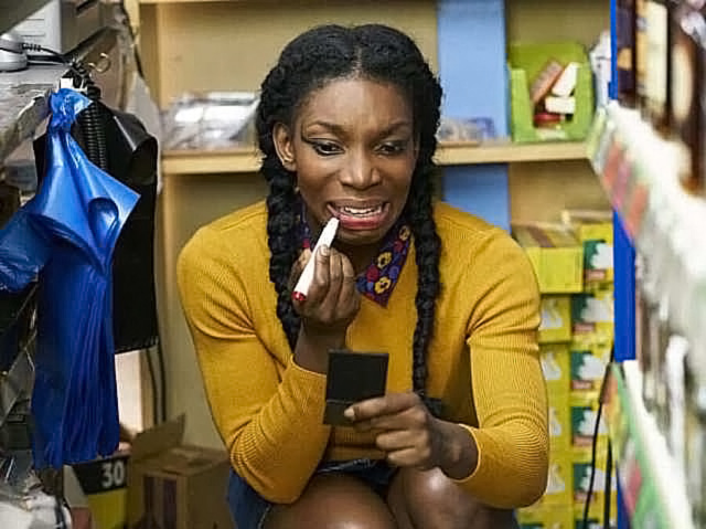 Michaela Coel Nude LEAKED Photos & Sexy, Feet Collection 53