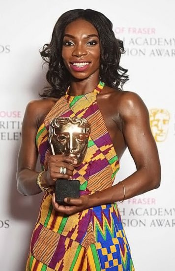 Michaela Coel Nude LEAKED Photos & Sexy, Feet Collection 40