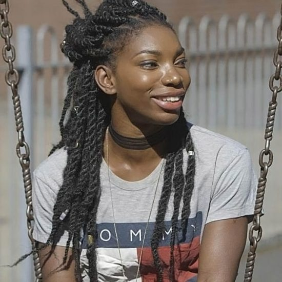 Michaela Coel Nude LEAKED Photos & Sexy, Feet Collection 43