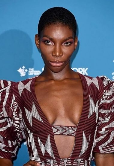 Michaela Coel Nude LEAKED Photos & Sexy, Feet Collection 44