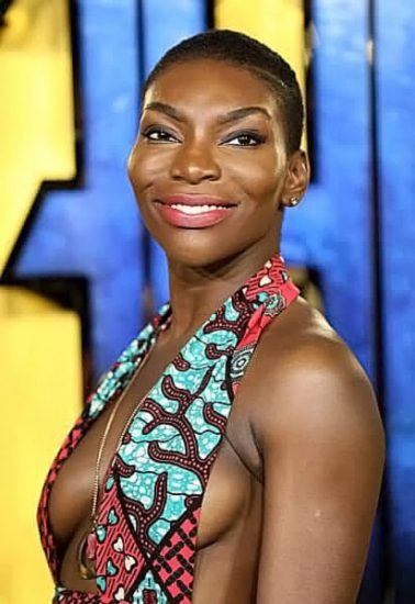 Michaela Coel Nude LEAKED Photos & Sexy, Feet Collection 46