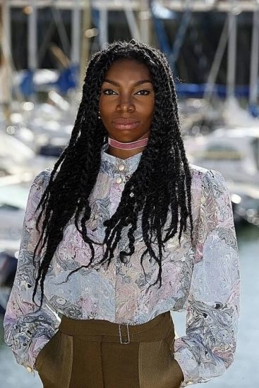 Michaela Coel Nude LEAKED Photos & Sexy, Feet Collection 16
