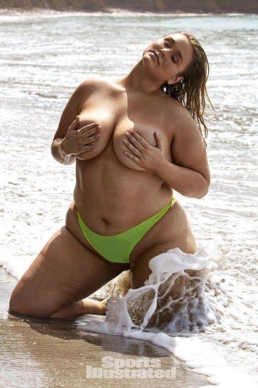 Hunter McGrady Nude Pics & Topless for Sports Illustarted 23