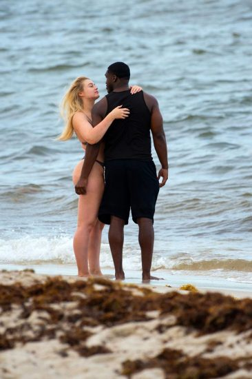 Iskra Lawrence Nude & Topless Pics And LEAKED Porn 77