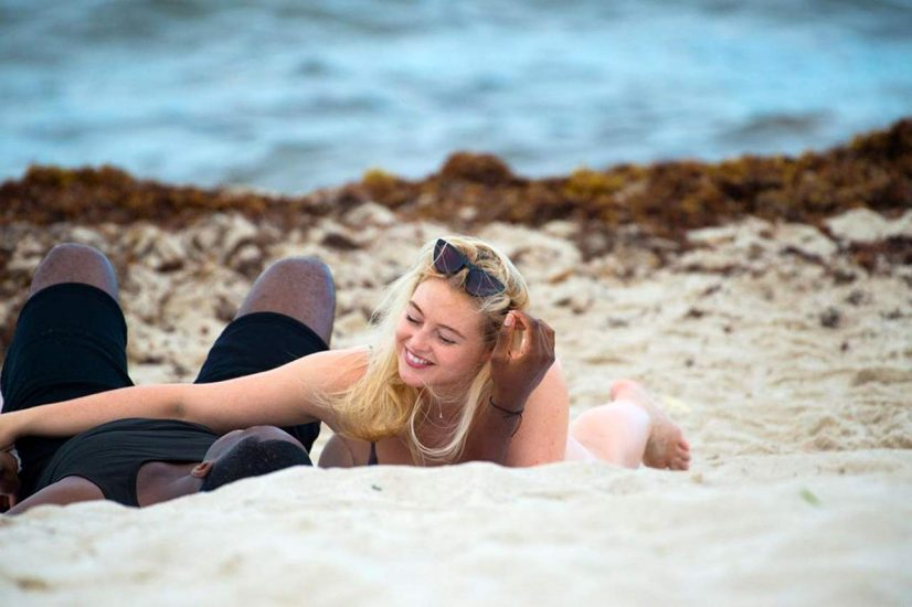 Iskra Lawrence Nude & Topless Pics And LEAKED Porn 86