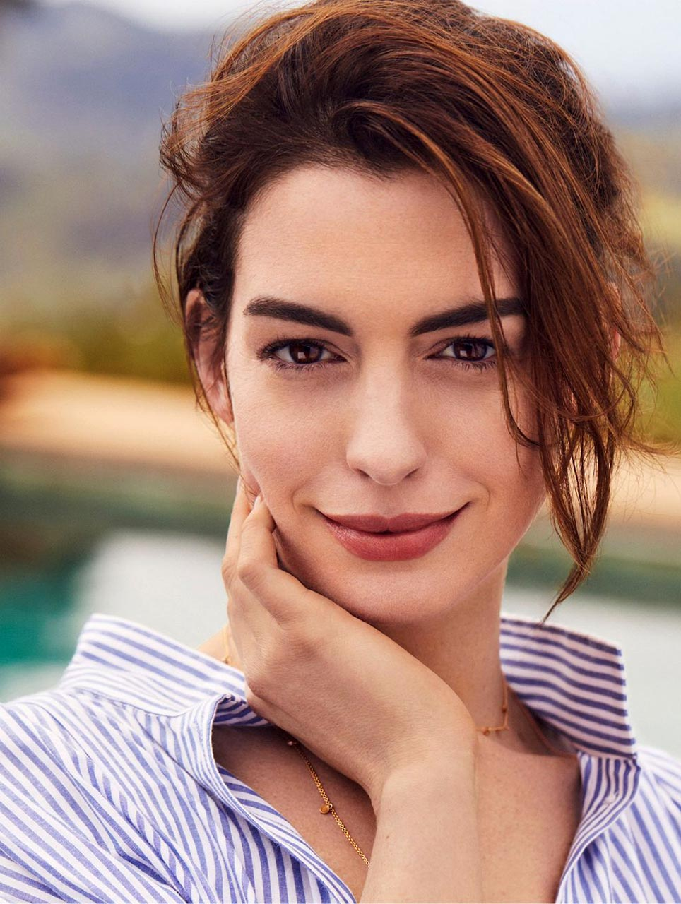 Anne Hathaway Sexy for Shape Magazine - Scandal Planet