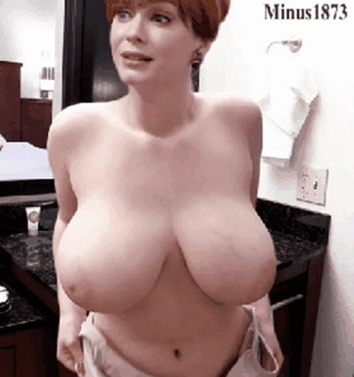Christina Hendricks Nude LEAKED Pics & Sex Scenes 19