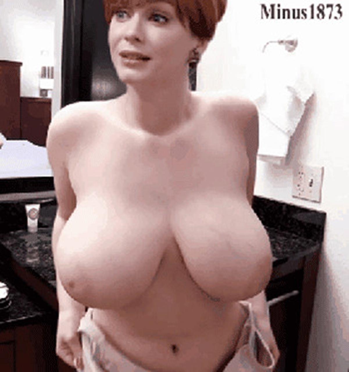 Christina Hendricks Sexy