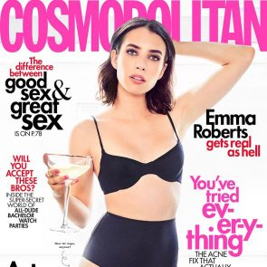 Emma Roberts Nude – 2020 ULTIMATE COLLECTION 9