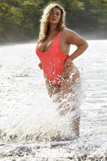 Hunter McGrady Nude Pics & Topless for Sports Illustarted 27