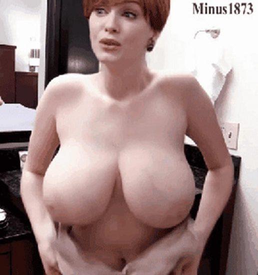 Christina Hendricks Nude LEAKED Pics & Sex Scenes 17