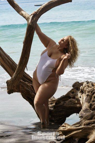 Hunter McGrady Nude Pics & Topless for Sports Illustarted 29