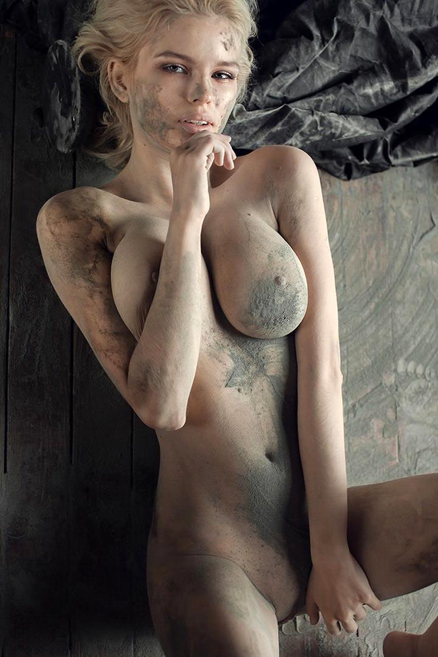 Sexy Julia Nackt