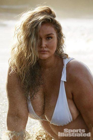Hunter McGrady Nude Pics & Topless for Sports Illustarted 34