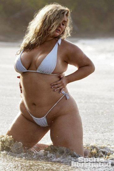Hunter McGrady Nude Pics & Topless for Sports Illustarted 35