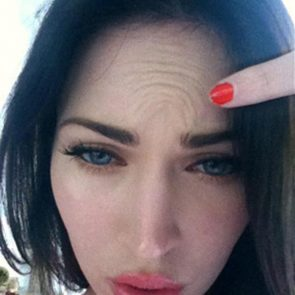 Megan Fox Nude Photos and Leaked Sex Tape PORN Video 35