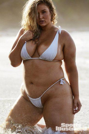 Hunter McGrady Nude Pics & Topless for Sports Illustarted 37
