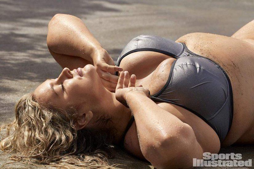 Hunter McGrady Nude Pics & Topless for Sports Illustarted 52