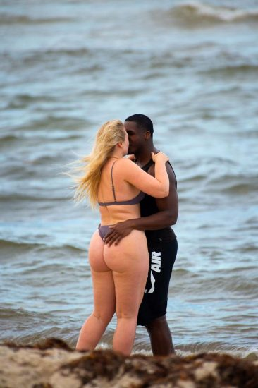 Iskra Lawrence Nude & Topless Pics And LEAKED Porn 85