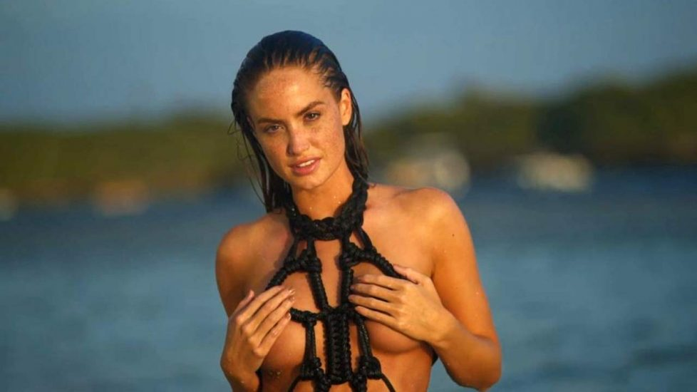 Haley Kalil Nude in LEAKED Porn & Topless Photos 151