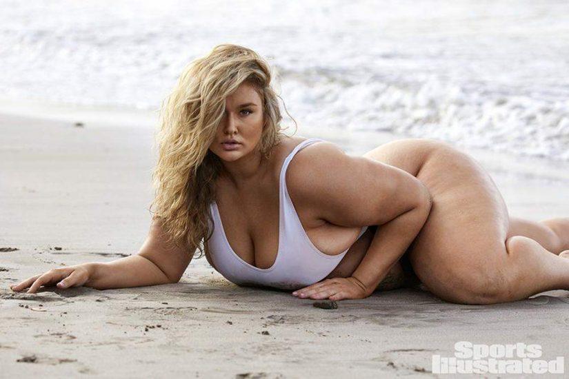 Hunter McGrady Nude Pics & Topless for Sports Illustarted 55