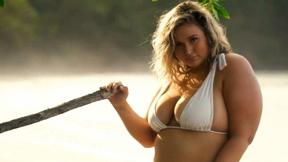 Hunter McGrady Nude Pics & Topless for Sports Illustarted 58