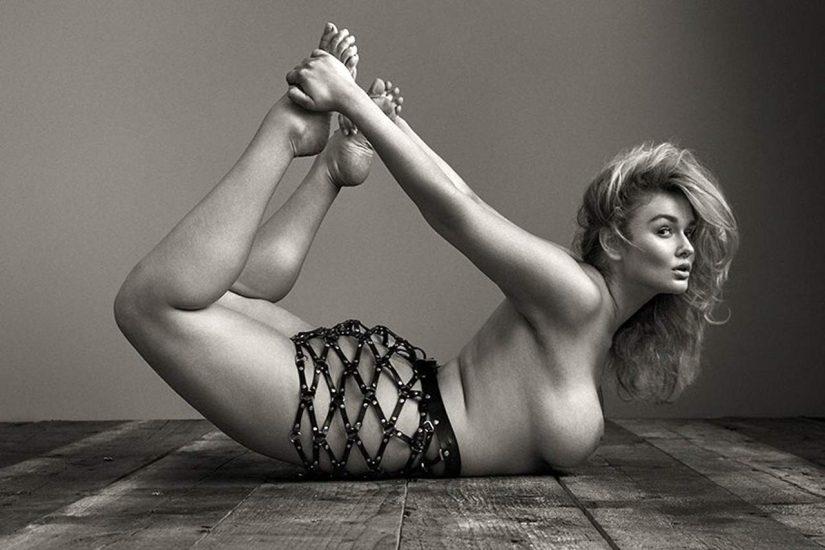 Hunter McGrady Nude Pics & Topless for Sports Illustarted 3