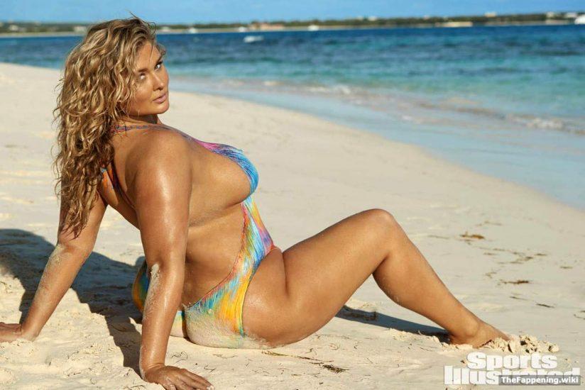 Hunter McGrady Nude Pics & Topless for Sports Illustarted 56