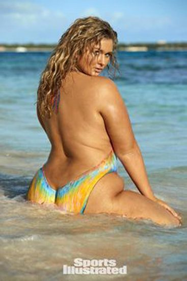 Hunter McGrady Nude Pics & Topless for Sports Illustarted 41
