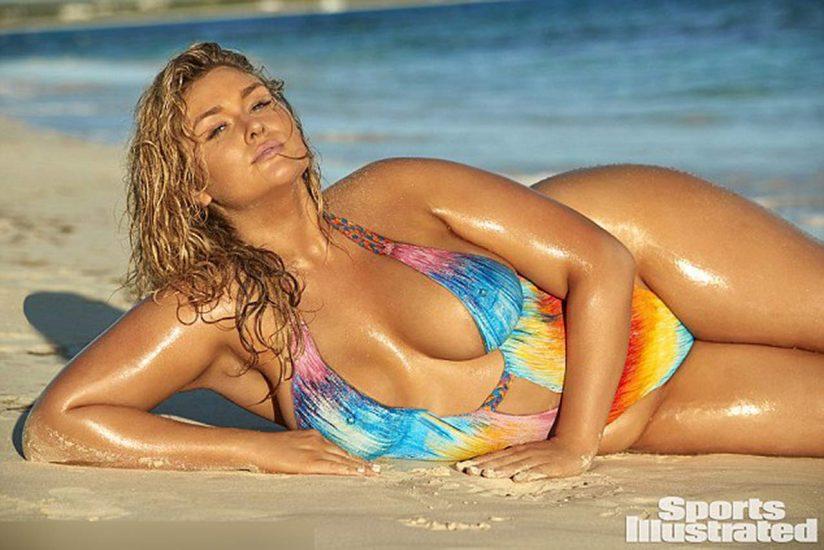 Hunter McGrady Nude Pics & Topless for Sports Illustarted 57