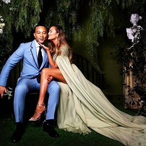 Chrissy Teigen Nude & Topless ULTIMATE Collection 61