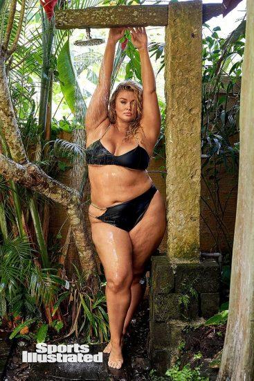 Hunter McGrady Nude Pics & Topless for Sports Illustarted 69