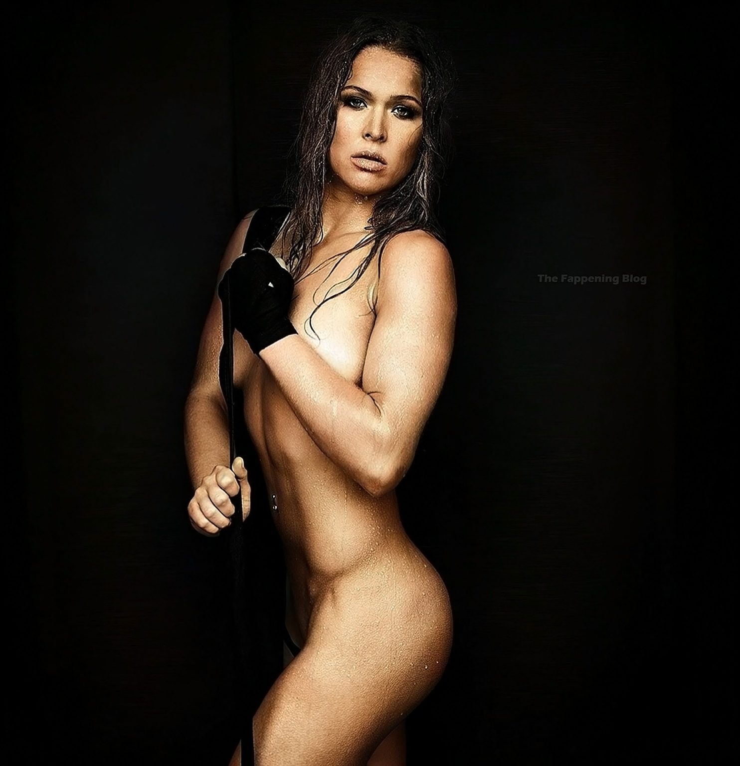 rousey shots Ronda nude