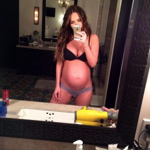 Megan Fox selfie